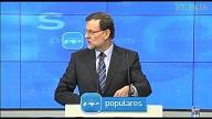 Declaración Rajoy